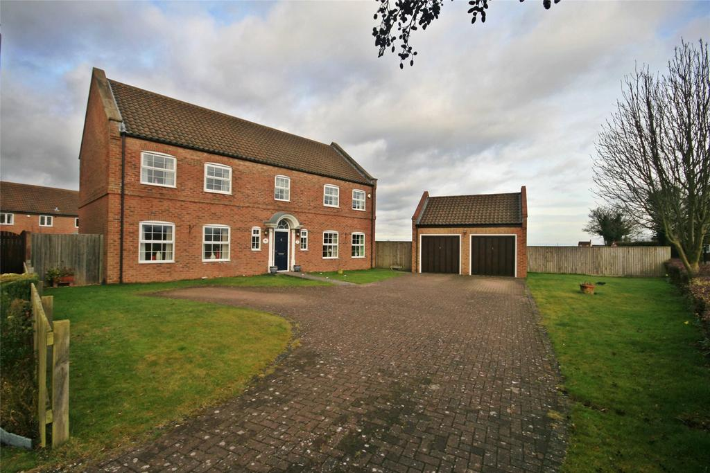 5 Bedrooms Detached House for sale in Thatchers Walk, Sibsey, PE22