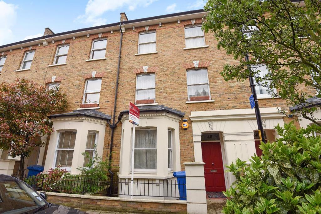 4 Bedrooms Terraced House for sale in Marcia Road, Bermondsey, SE1