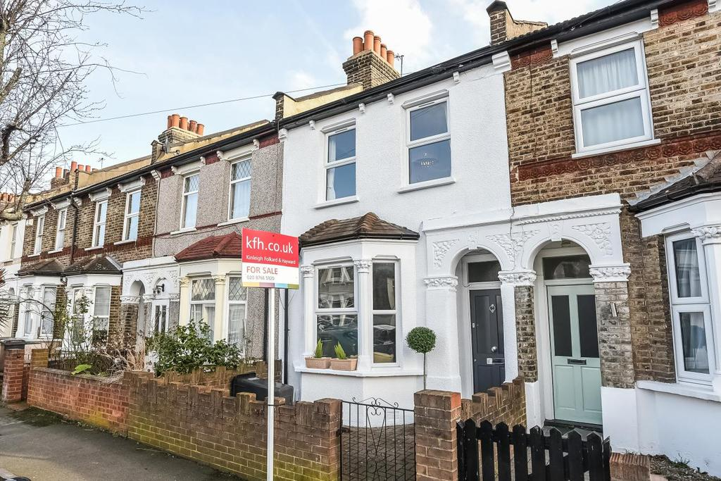 2 Bedrooms Terraced House for sale in Charnwood Road, South Norwood, SE25