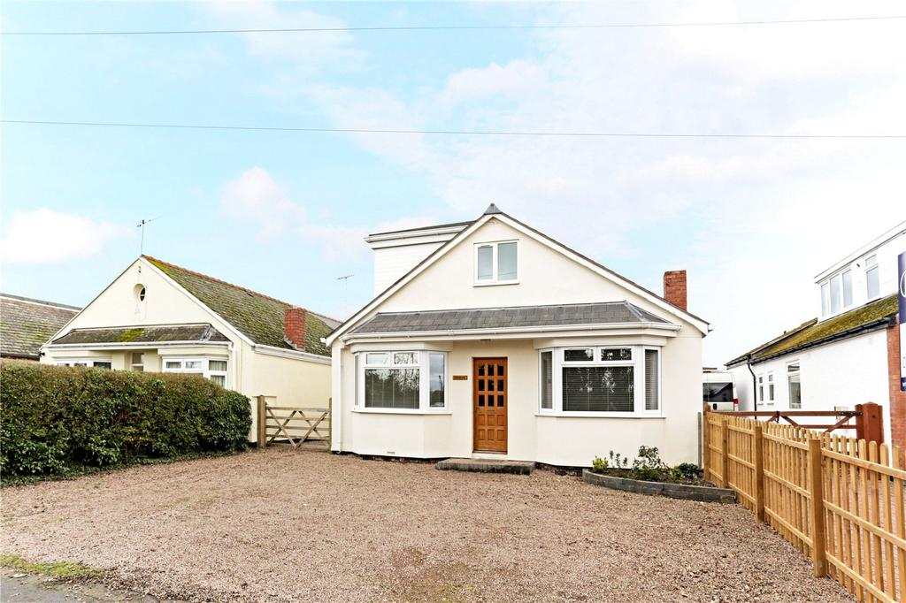 3 Bedrooms Detached Bungalow for sale in Claines, Worcester