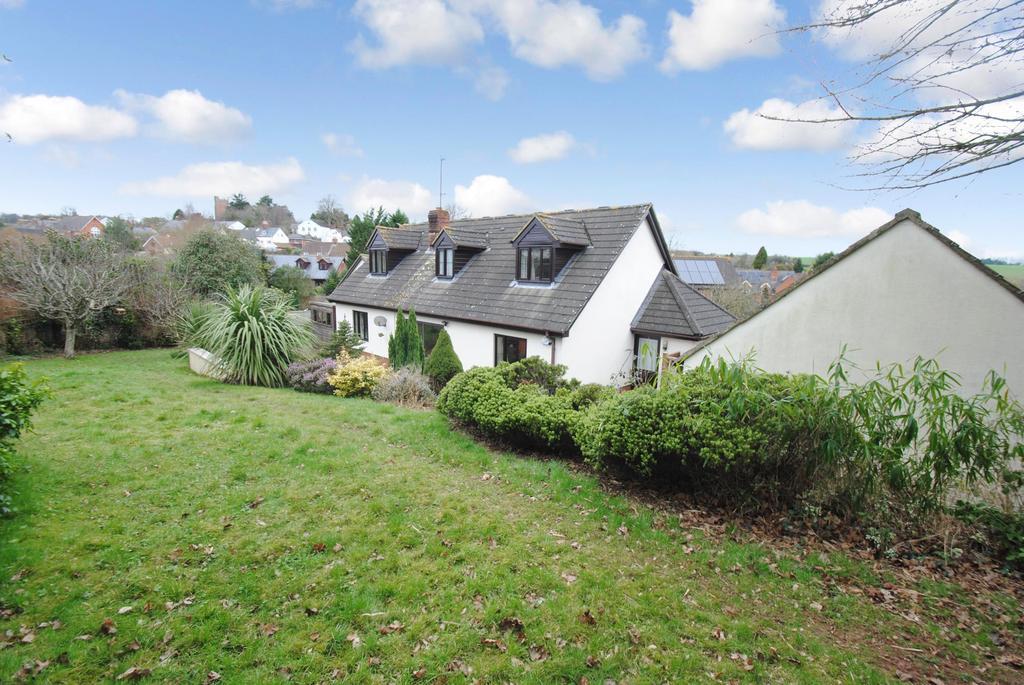 3 Bedrooms Bungalow for sale in Colesmore, Milverton