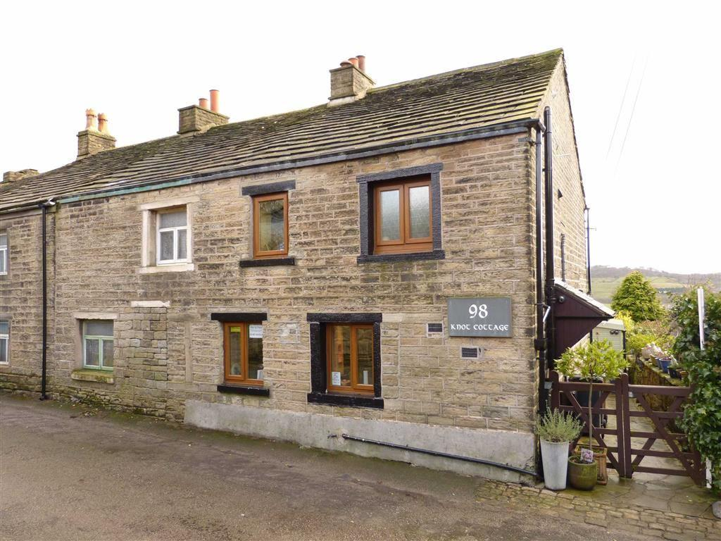 3 Bedrooms Cottage House for sale in Old Road, Tintwistle, Glossop