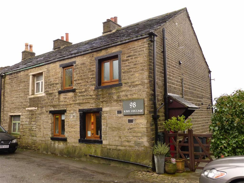 2 Bedrooms Cottage House for sale in Old Road, Tintwistle, Glossop