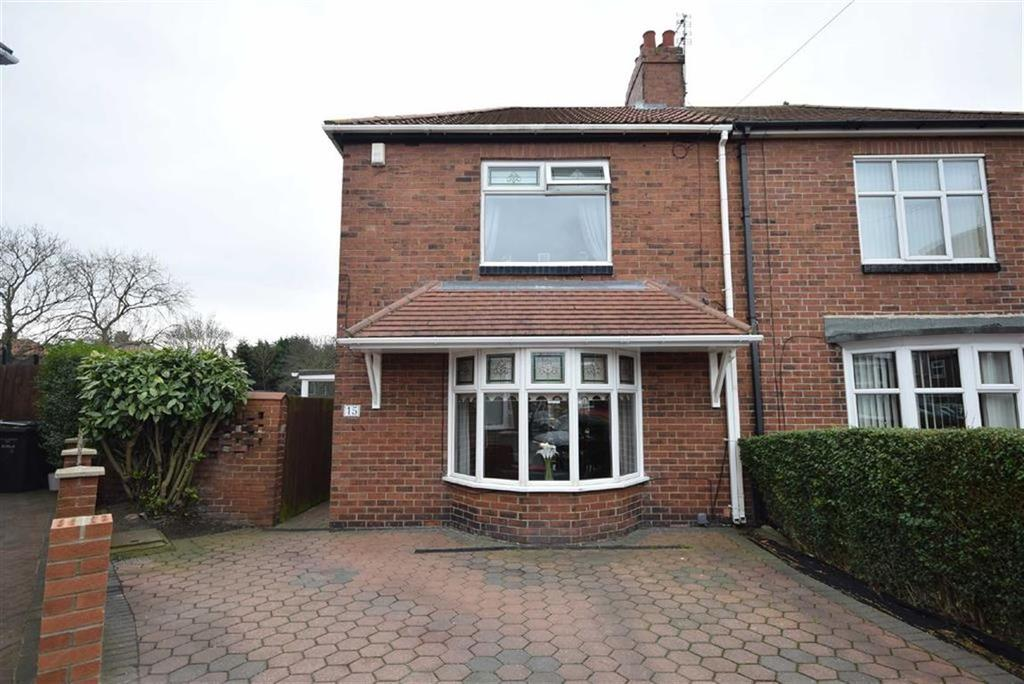 2 Bedrooms Semi Detached House for sale in Margaret Grove, Simonside, South Shields