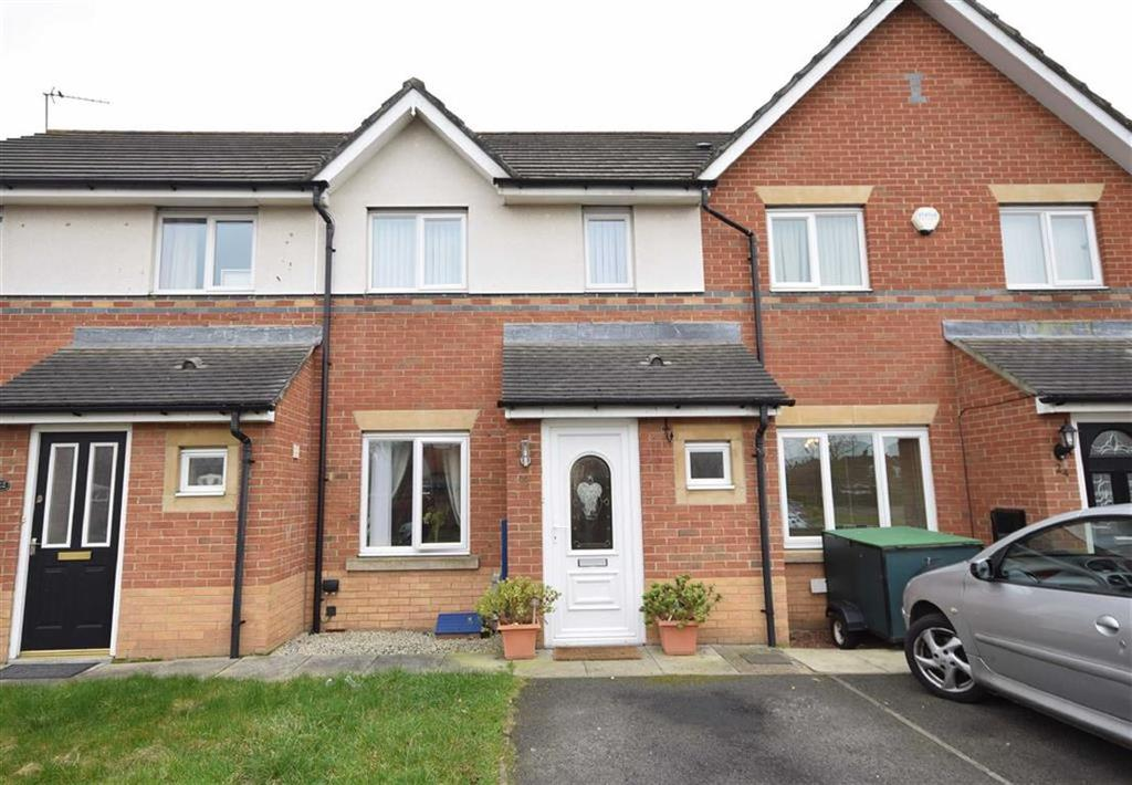 2 Bedrooms Terraced House for sale in Wansbeck Mews, South Shields
