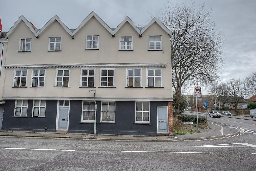 2 Bedrooms Maisonette Flat for sale in Oak Street, Norwich