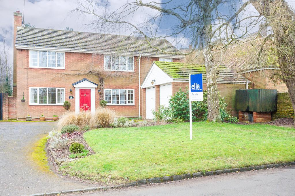 4 Bedrooms Detached House for sale in Birchdale,Thornborough