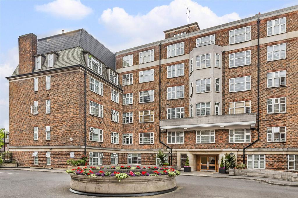 Studio Flat for sale in Northways, College Crescent, Swiss Cottage, London