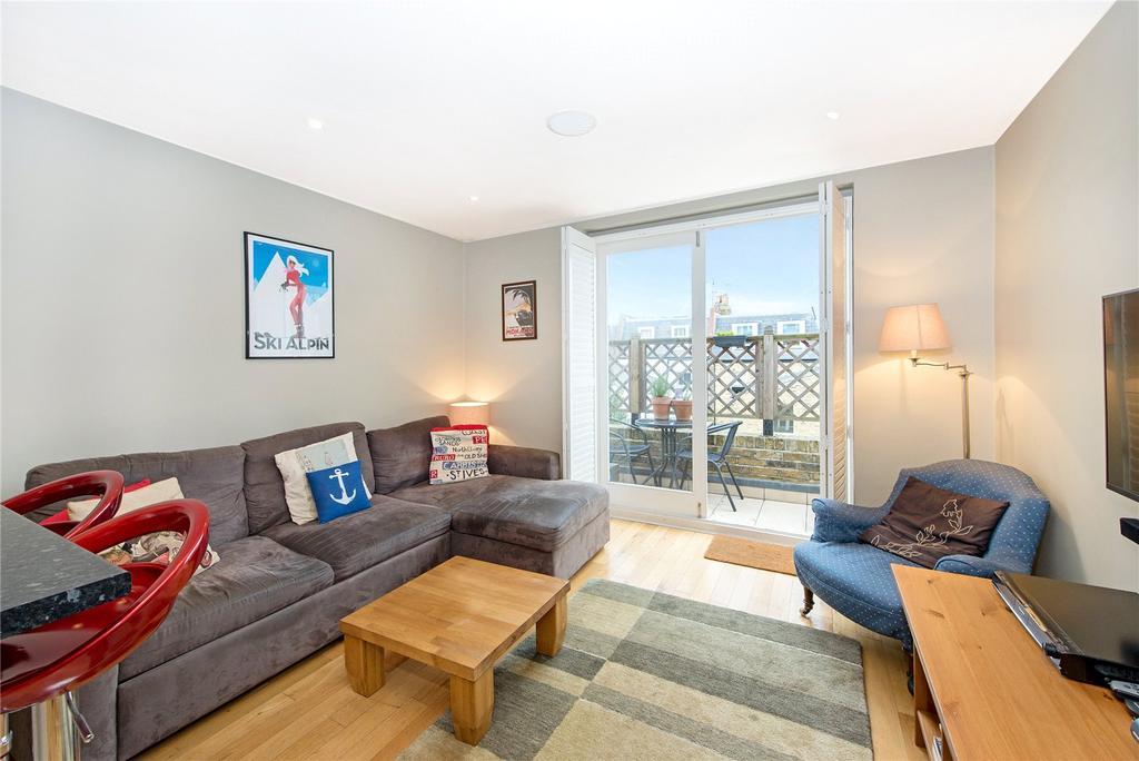 1 Bedroom Flat for sale in Albert Bridge Road, Battersea Park, London