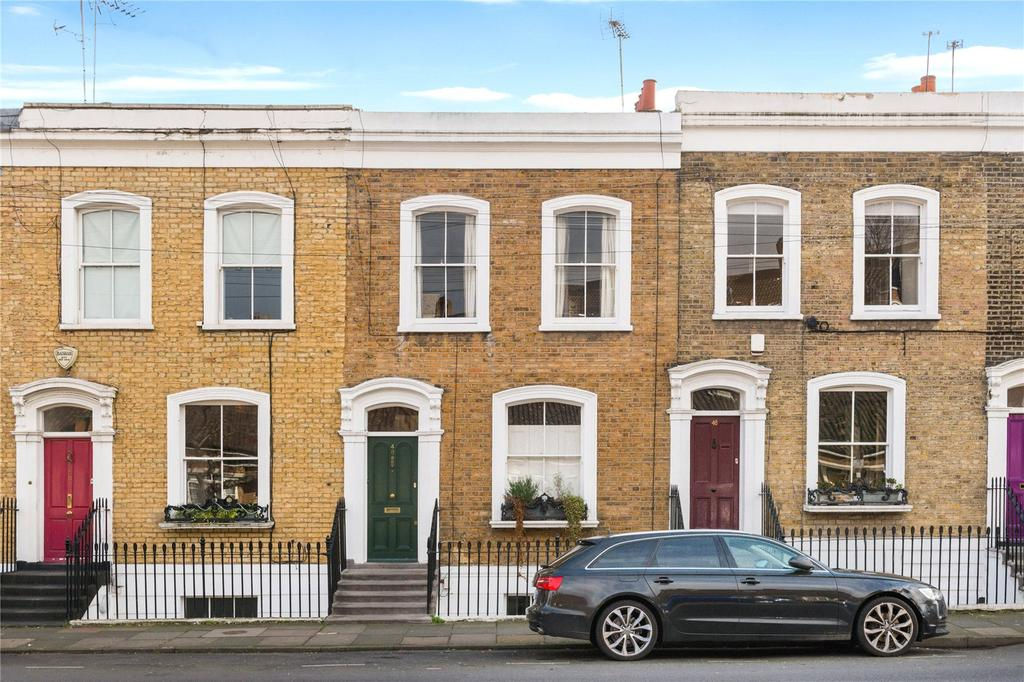 3 Bedrooms Terraced House for sale in Prebend Street, Islington, London