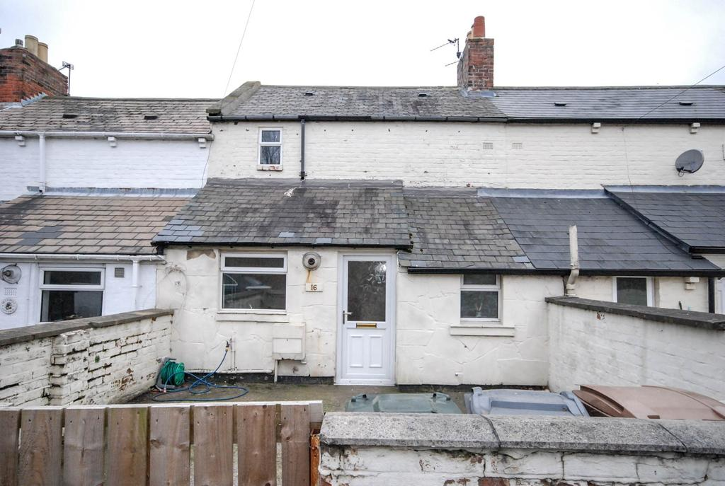 2 Bedrooms Terraced House for sale in Blagdon Terrace, Seaton Burn