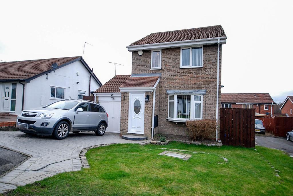 3 Bedrooms Detached House for sale in Celandine Way, Whitehills, Windy Nook