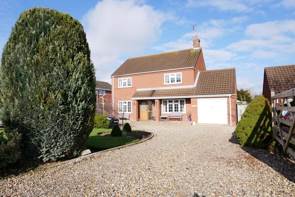 4 Bedrooms Detached House for sale in Station Road, North Elmham, Dereham