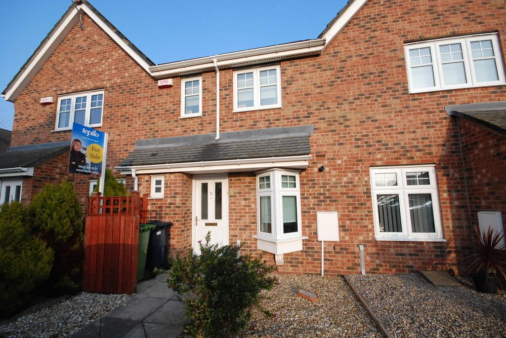 2 Bedrooms Terraced House for sale in Galloway Road, Pelaw