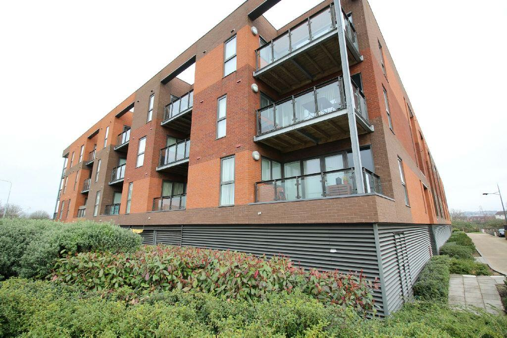 1 Bedroom Flat for sale in Selskar Court, Usk Way, Newport