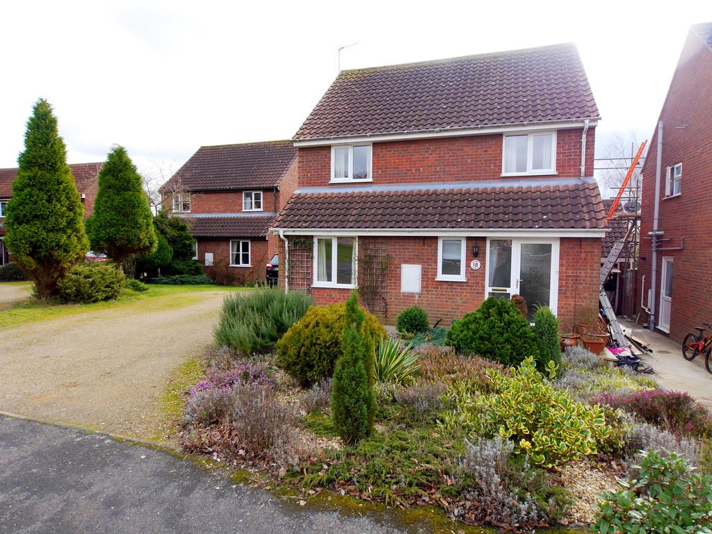 3 Bedrooms Detached House for sale in 18 Shearman Road, Hadleigh, Ipswich, Suffolk, IP7 5JW