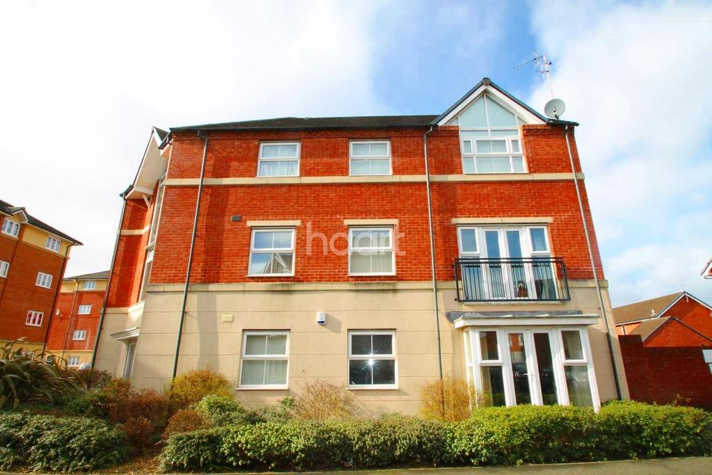 2 Bedrooms Flat for sale in Argosy Way, Newport City Centre