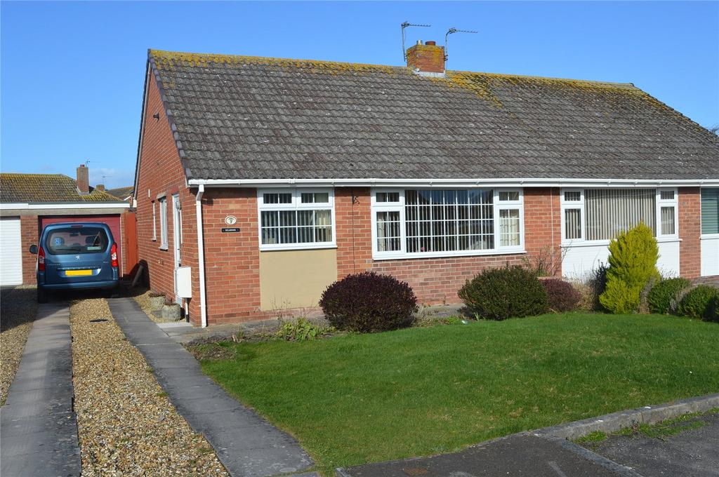 2 Bedrooms Bungalow for sale in Westfield Close, Burnham-on-Sea, Somerset, TA8