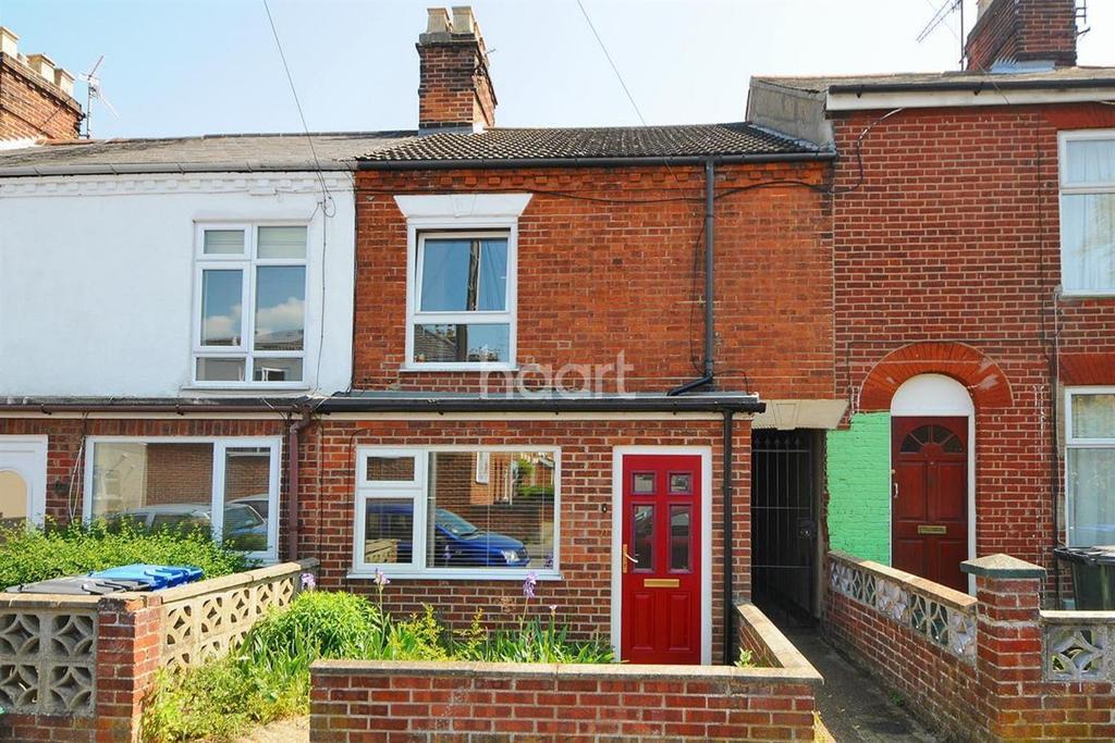 3 Bedrooms Terraced House for sale in Livingstone Street, NR2