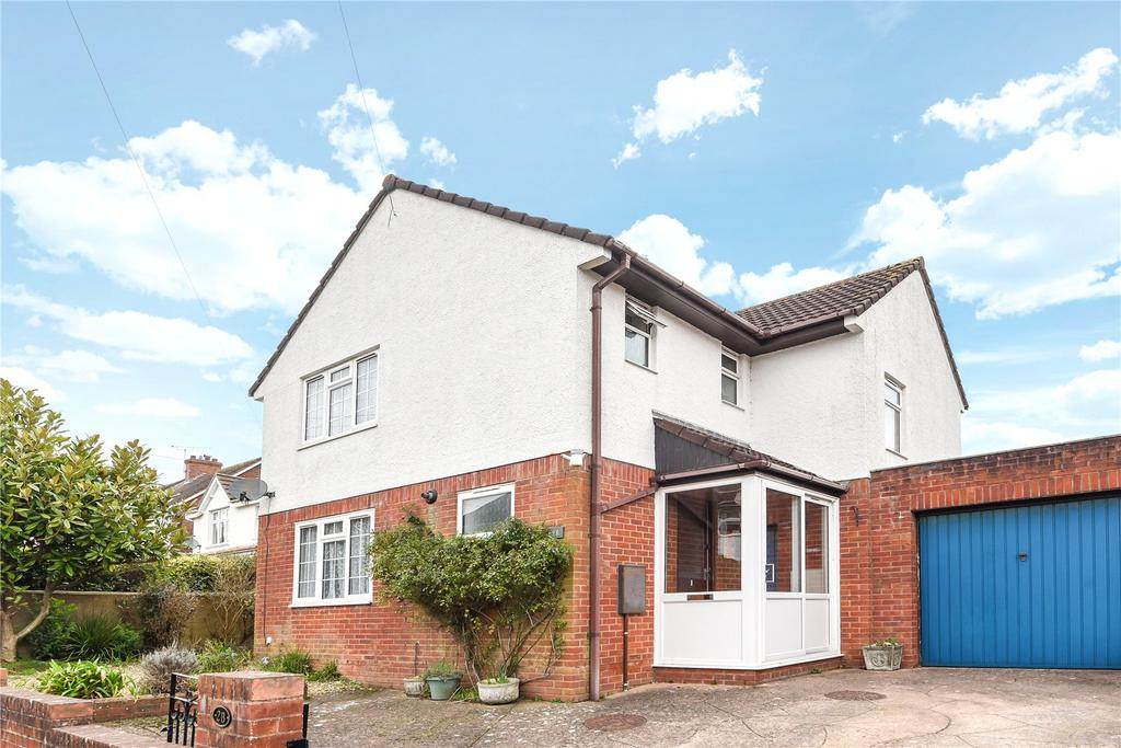 3 Bedrooms House for sale in Brook Lane, Sidford, Sidmouth, Devon, EX10