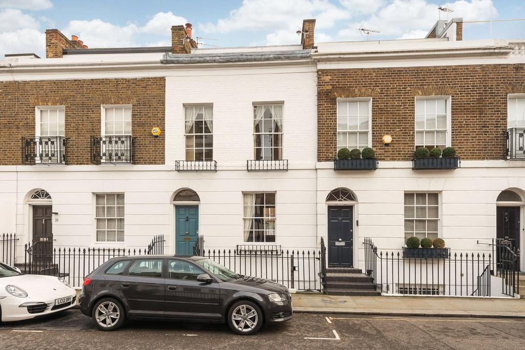 3 Bedrooms House for sale in Shawfield Street, Chelsea, London, SW3