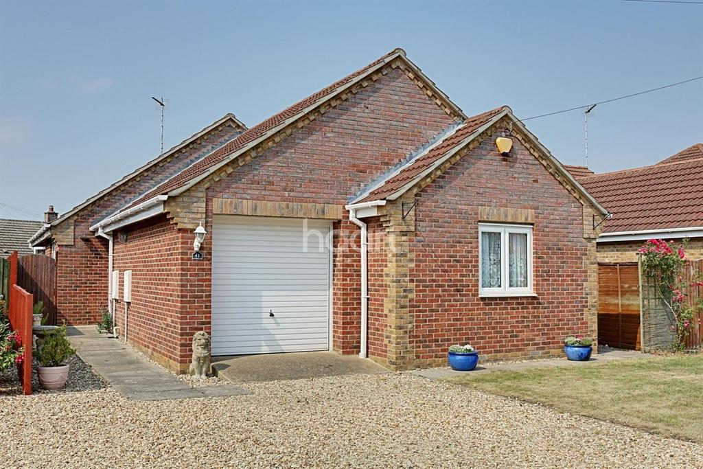 3 Bedrooms Bungalow for sale in Leverington