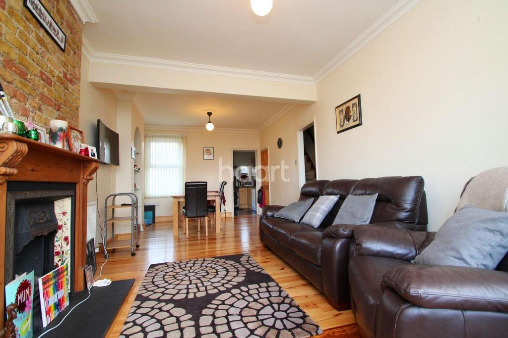 2 Bedrooms End Of Terrace House for sale in Broadway Avenue, Croydon, CR0