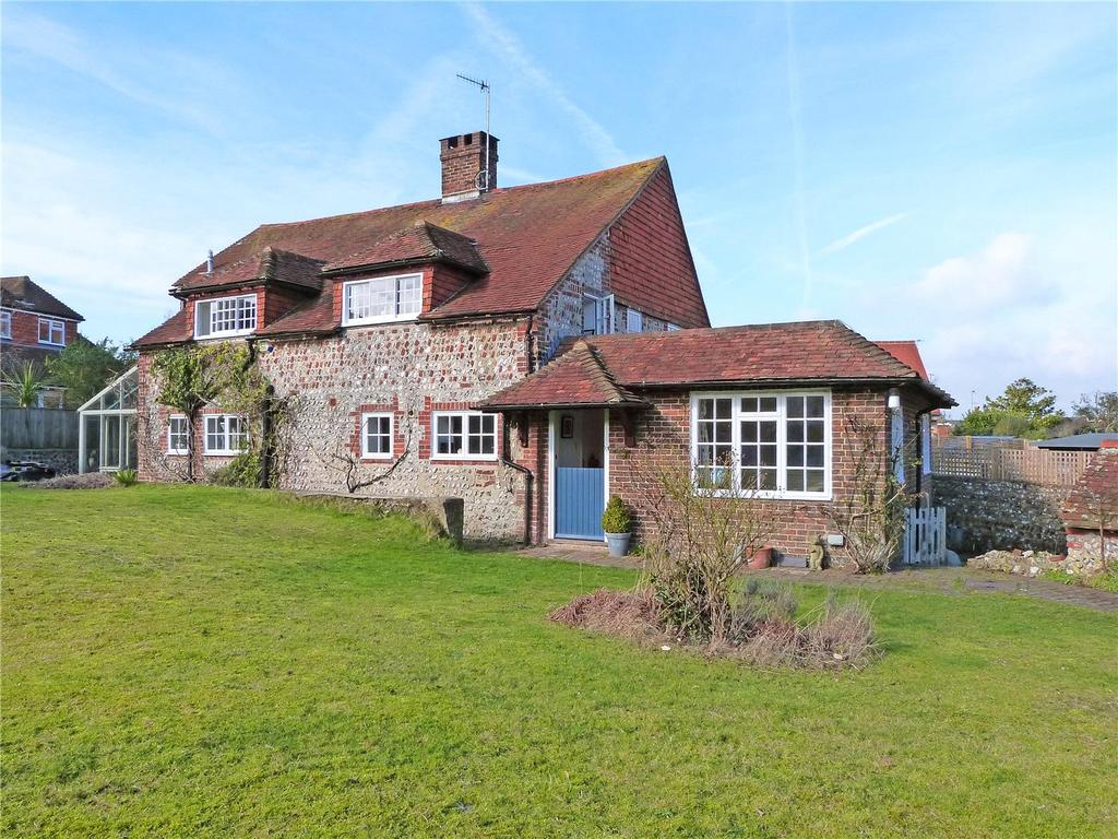 4 Bedrooms Detached House for sale in The Street, Rodmell, Lewes, East Sussex, BN7