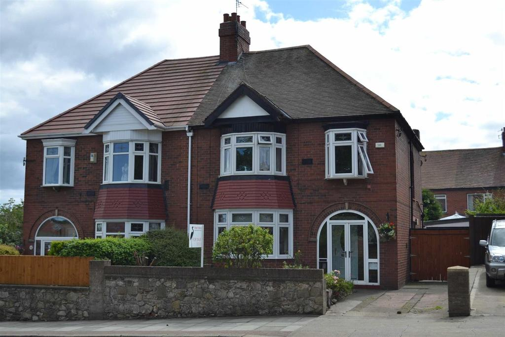 3 Bedrooms Semi Detached House for sale in Humbledon Park, Sunderland