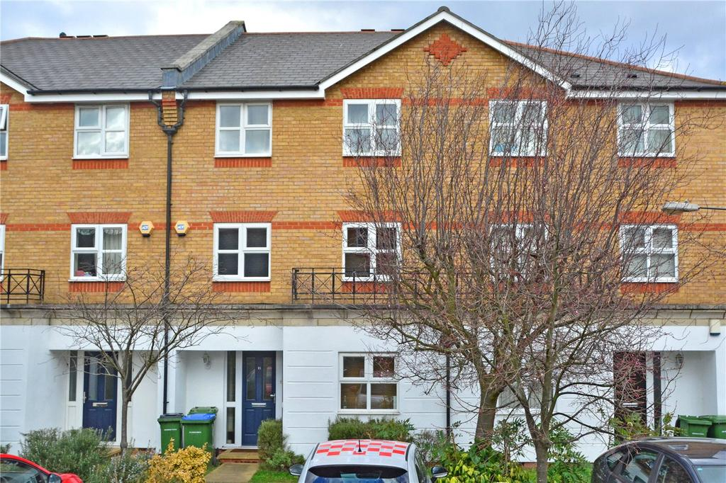 5 Bedrooms Terraced House for sale in Basevi Way, Greenwich, London, SE8