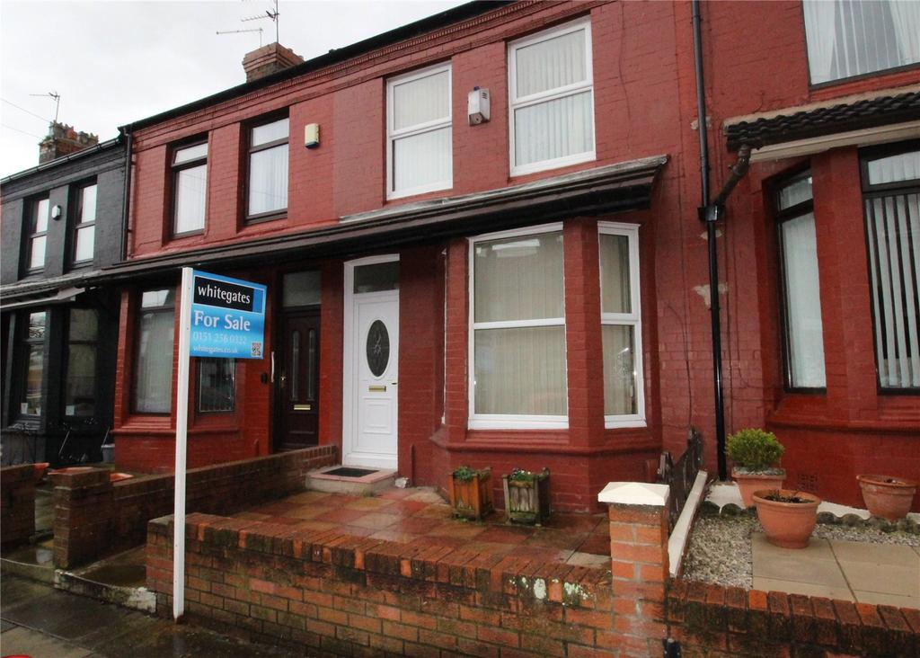 3 Bedrooms Terraced House for sale in Hartington Road, West Derby, Liverpool, Merseyside, L12