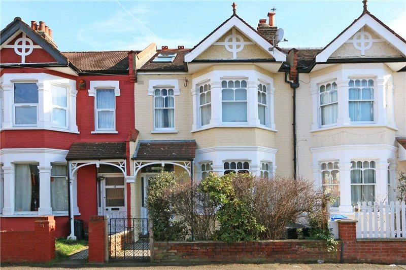 4 Bedrooms Terraced House for sale in Winifred Road, Wimbledon, London, SW19