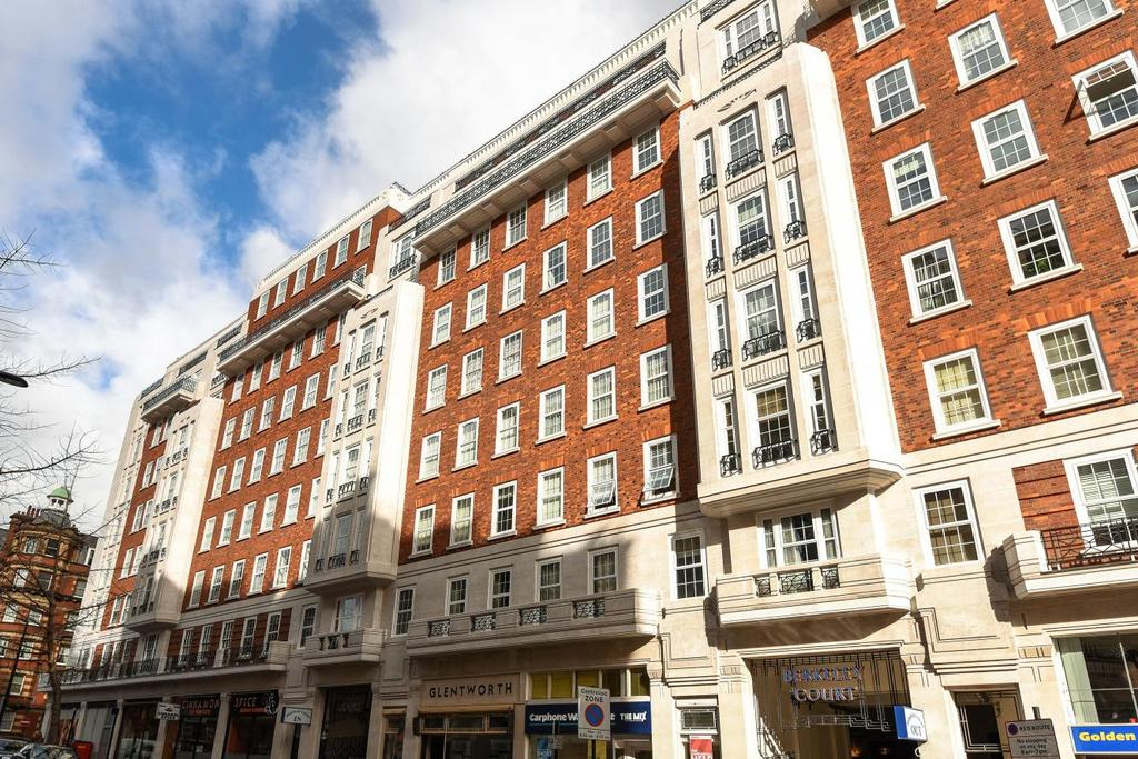 4 Bedrooms Flat for sale in Marylebone Road, Marylebone