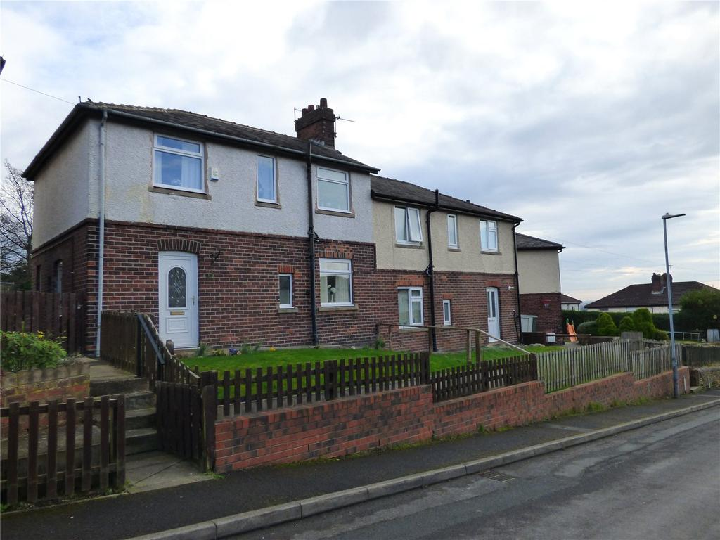 3 Bedrooms Semi Detached House for sale in Grange Road, Cleckheaton, BD19