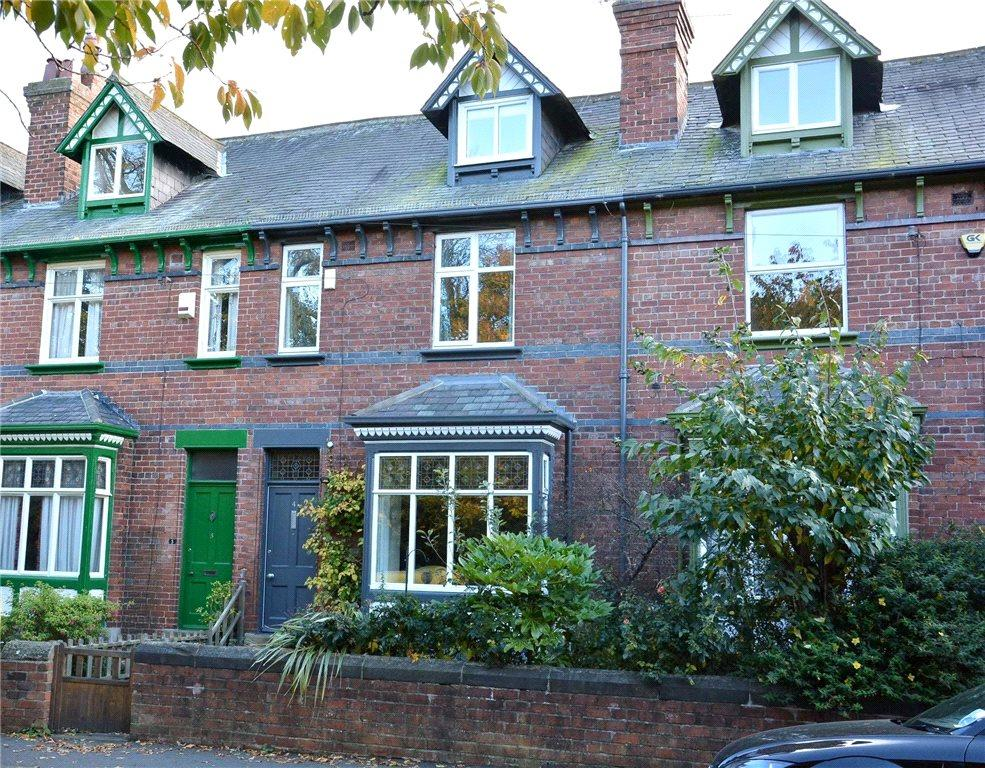 3 Bedrooms Terraced House for sale in Norfolk Terrace, Chapel Allerton, Leeds