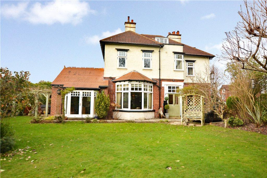 7 Bedrooms Detached House for sale in North Park Grove, Roundhay, Leeds, West Yorkshire