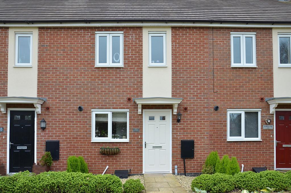 2 Bedrooms Terraced House for sale in St Thomas Way, Hawksyard