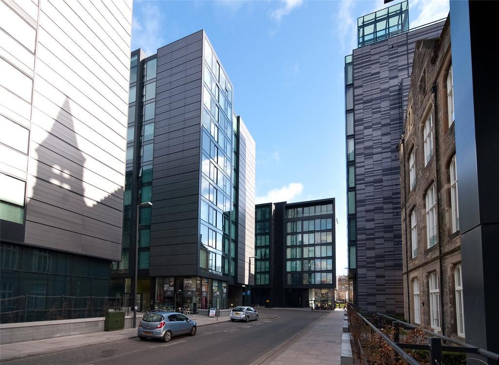 2 Bedrooms Apartment Flat for sale in Simpson Loan, Edinburgh, Scotland