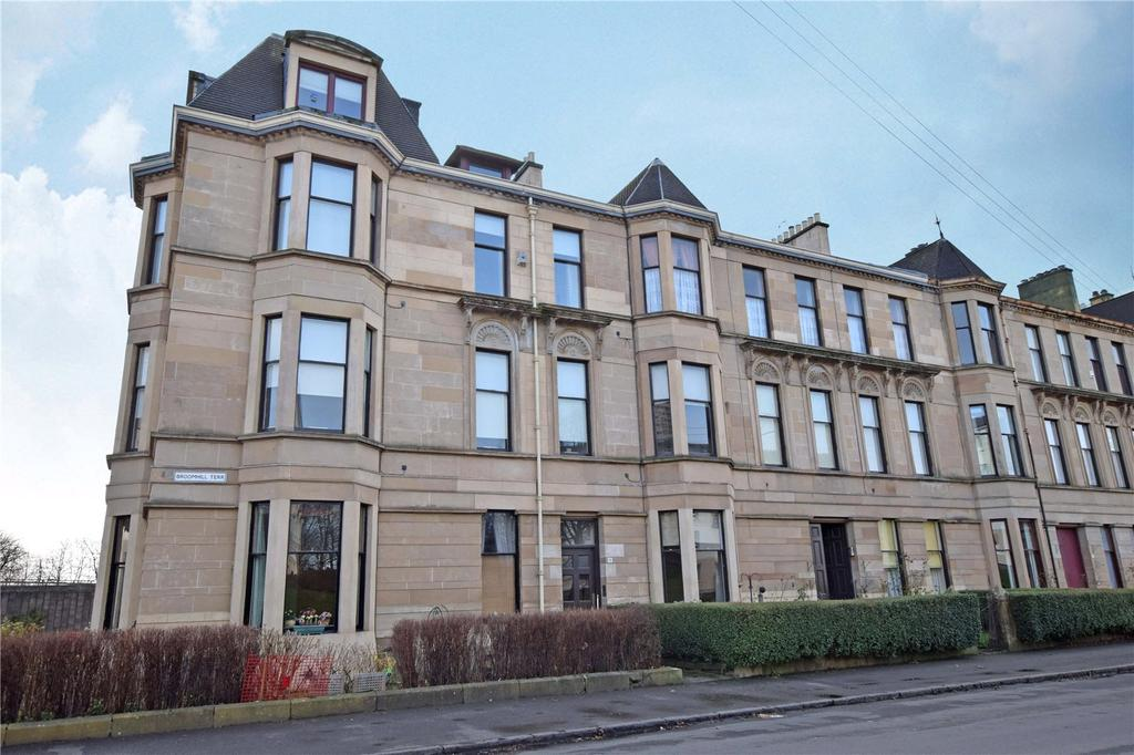4 Bedrooms Apartment Flat for sale in 2/1, Broomhill Terrace, Broomhill, Glasgow