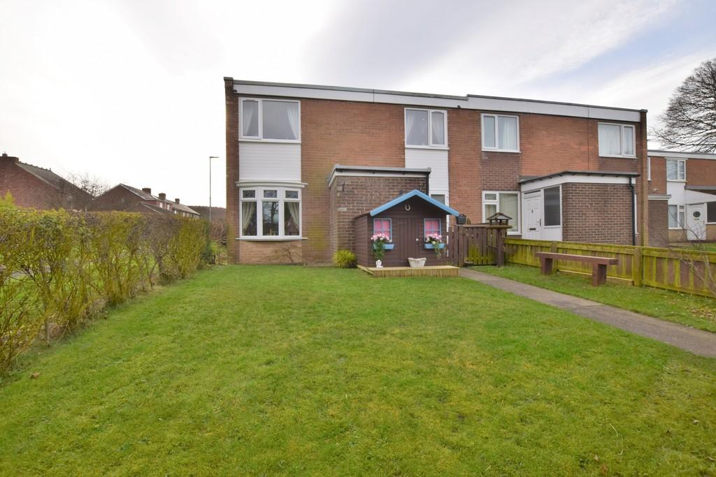 4 Bedrooms End Of Terrace House for sale in Garesfield Gardens, Burnopfield