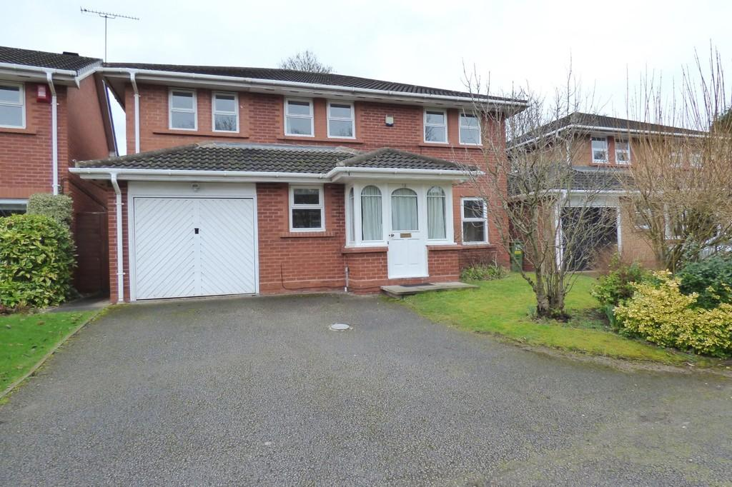 6 Bedrooms Detached House for sale in Sheringham Covert, Stafford
