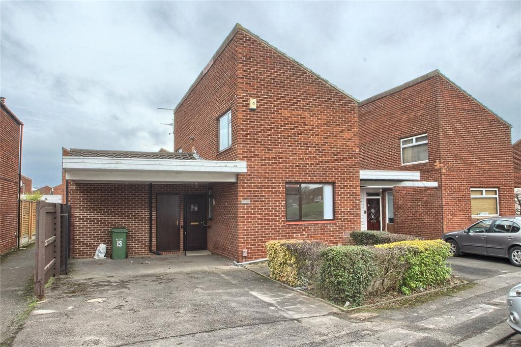 3 Bedrooms Link Detached House for sale in Sapley Close, Thornaby