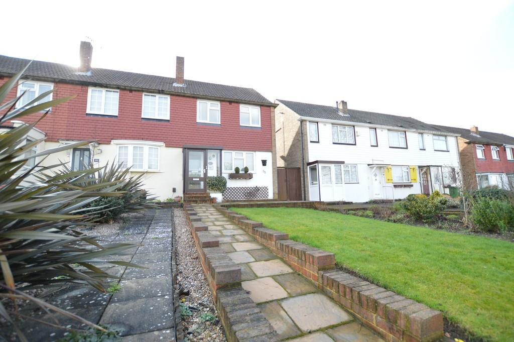 2 Bedrooms End Of Terrace House for sale in Eltham Hill, Eltham SE9