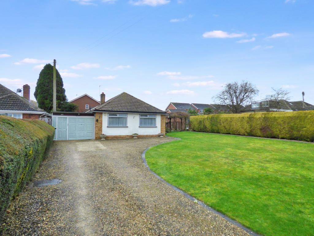 3 Bedrooms Detached Bungalow for sale in Aston Cantlow Road, Wilmcote, Stratford-Upon-Avon