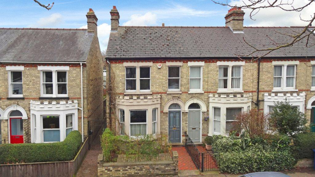 3 Bedrooms End Of Terrace House for sale in Arbury Road, Cambridge, CB4