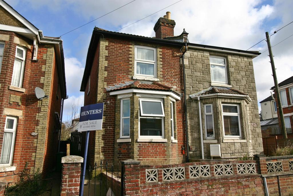 2 Bedrooms House for sale in Weston Grove Road, Southampton, SO19 9EE