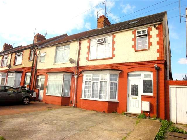 4 Bedrooms Semi Detached House for sale in Leagrave Road, Luton, Bedfordshire, LU3 1RD