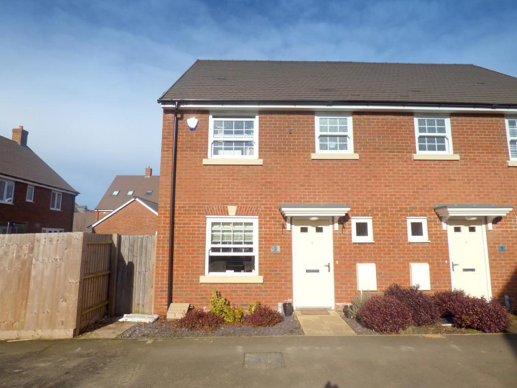 3 Bedrooms Semi Detached House for sale in Ladybird Way, Wixams, Bedford, MK42 6BB