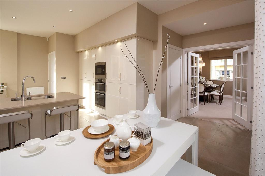 4 Bedrooms Detached House for sale in The Chocolate Works, Campleshon Road, York, YO23