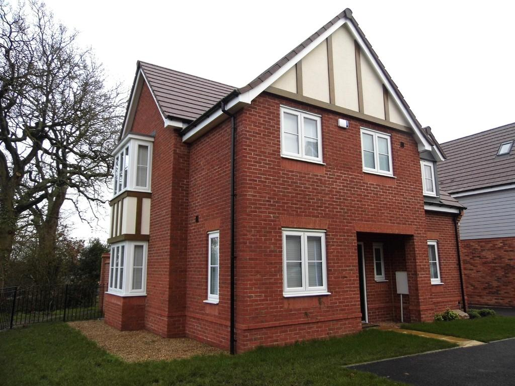 4 Bedrooms Detached House for sale in Noble Way, Cheswick Green